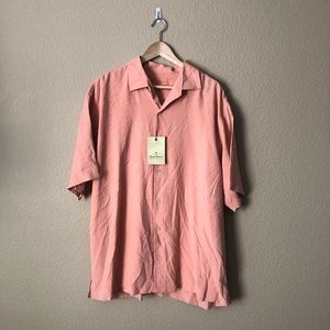 Tommy Bahama Shirts - NWT tommy Bahama checks and salsa silk shirt